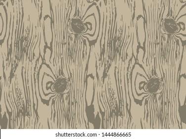 Seamless wood texture pattern design