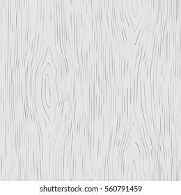 Seamless wooden pattern. Faux grain texture. Cracked old wood texture. Abstract background. Vector illustration