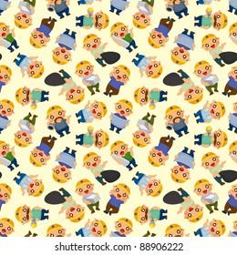 seamless worker pattern