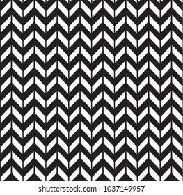 Seamless zigzag pattern, seamless vector pattern