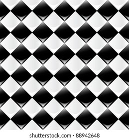 Black And White Checkered Background Images Stock Photos