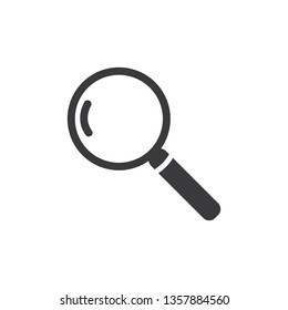 Search icon illustration isolated vector sign symbol.