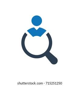 Search Job Icon