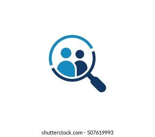 Search job logo