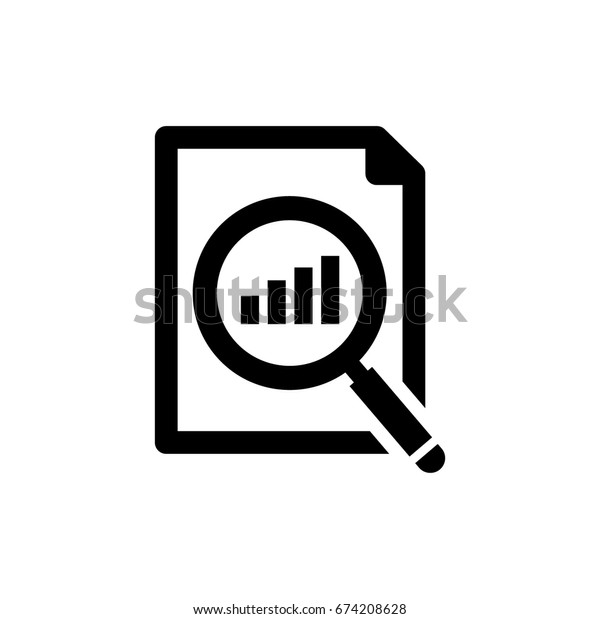 Search Report Icon