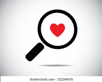 Searching for love images