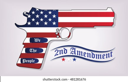 Second Amendment Support. We The People.