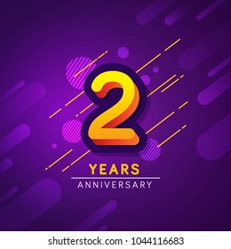 Second Years Anniversary