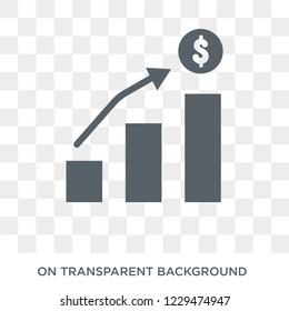 Second-lien loan icon. Trendy flat vector Second-lien loan icon on transparent background from business   collection. High quality filled Second-lien loan symbol use for web and mobile
