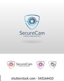 Secure Cam. Camera shield