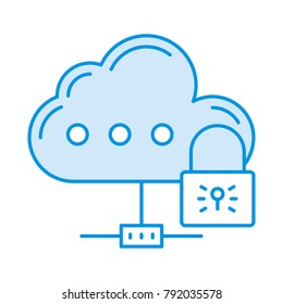 secure cloud server