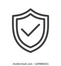 Secure vector icon