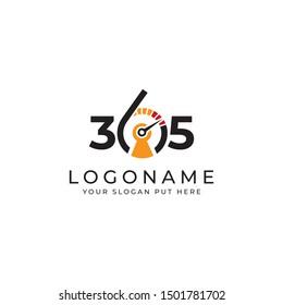 Security 365 logo/identity design template