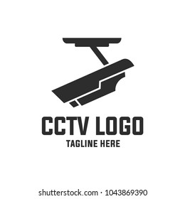 Security camera icon illustration isolated on white background sign symbol. Security camera vector logo. Flat design style. Modern vector pictogram for web graphics