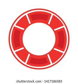 security concept - emergency icon, Lifebuoy sign icon. safety icon