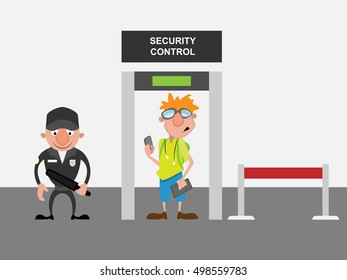 Security control