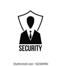 Security men icon