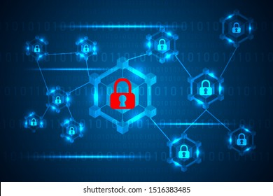 security and privancy. safety from cyber attack background12