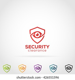 Security Research Logo Icon