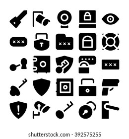 Security Vector Icons 6