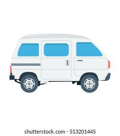 Sedan Vector Icon