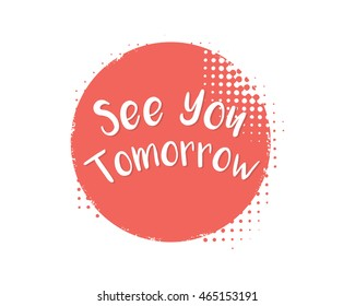 see you icon typography typographic creative writing text image 1