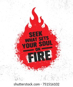 Fire Quotes Images Stock Photos Vectors Shutterstock