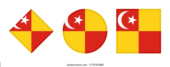 Selangor Flag Images Stock Photos Vectors Shutterstock