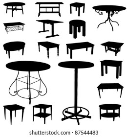 Selection of Vector Tables