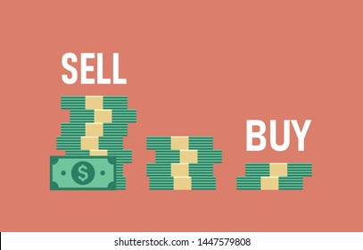 Cryptocurrency buy low sell high
