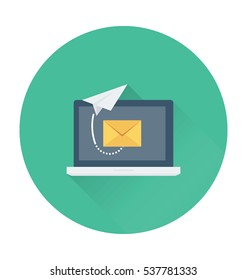 Send Email Vector Icon
