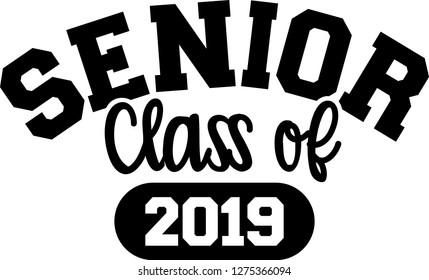 Senior 2019 curved