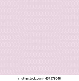A sensitive seamless pattern for textile lace or net in girlish pink and white colors