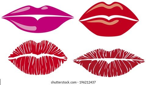 sensuality lips collection