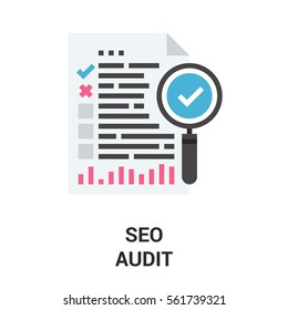 seo audit icon.