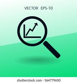 SEO icon. vector illustration