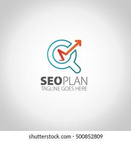 Seo Plan Logo