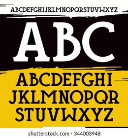 Roman Alphabet Images, Stock Photos & Vectors | Shutterstock