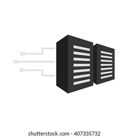 Server icon.