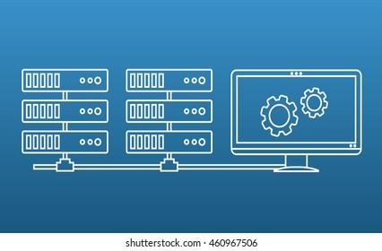 Server Infrastructure Management Solution
