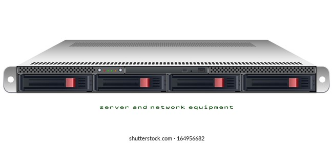Server rack mount chassis