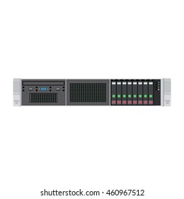 Server Unit for Hosting Providers
