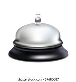 Service bell (vector)