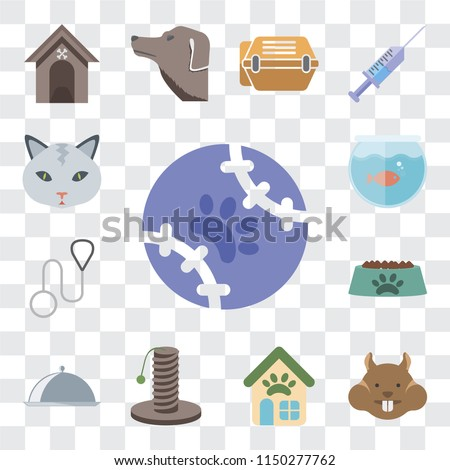 7c9dcff88ce80 Set 13 Simple Editable Icons Such Stock Vector (Royalty Free ...