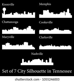 Tennessee Cities Images Stock Photos Vectors Shutterstock