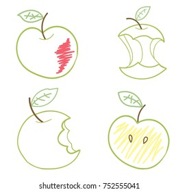the set of apples in different States
