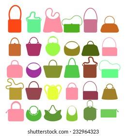 set of bags in vector
