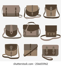 Set of bags for women