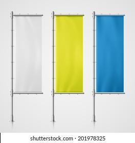 Set banner flag, eps 10