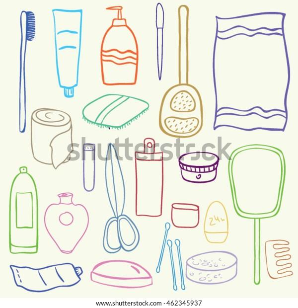 Personal Hygiene Cartoon Images, Stock Photos & Vectors | Shutterstock